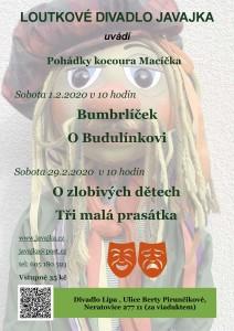 plakát únor 2020